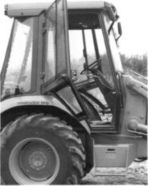 Case 580K Backhoe Specifications - Page 26